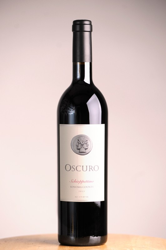 2015 Oscuro Dry Creek Valley Montepulciano