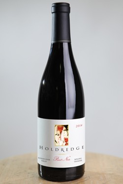2014 Holdredge Russian River Valley Pinot Noir Rolling Thunder