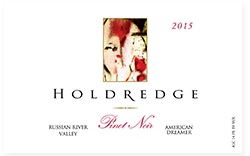 2015 Holdredge Russian River Valley Pinot Noir American Dreamer