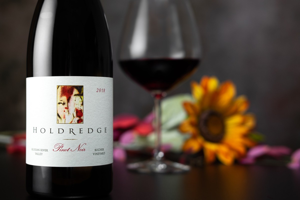 2018 Holdredge Bucher Vineyard Russian River Valley Pinot Noir