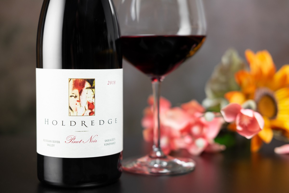 2018 Holdredge Sarlalee's Vineyard Russian River Valley Pinot Noir - 95 points