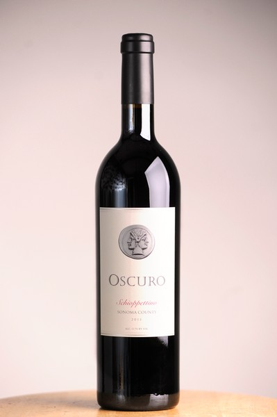 2015 Oscuro Dry Creek Valley Schioppettino