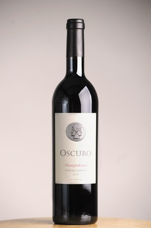 2014 Oscuro Dry Creek Valley Montepulciano Orsi Vineyard