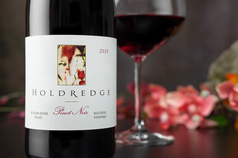 2018 Holdredge Rochioli Vineyard Russian River Valley Pinot Noir - 96 Points