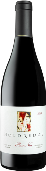 2018 Holdredge Three Sisters Vineyard Fort Ross- Seaview Pinot Noir - Magnum